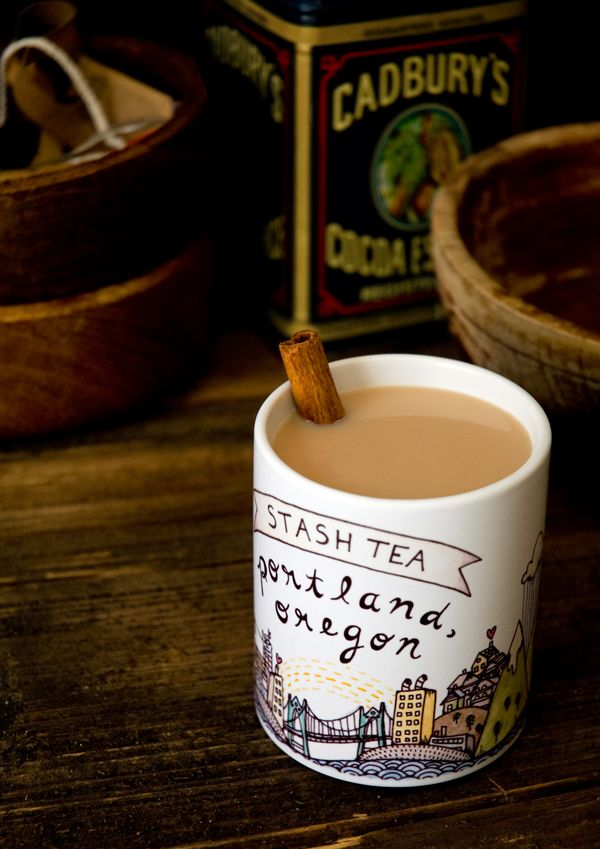 Hot Chocolate Chai | Coffee - Tea and Hot Cocoa | Pinterest