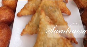 Somali Sambusa | My Somali Food and more | Pinterest