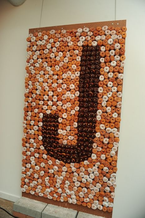 Doughnut Wall Party Room Ideas Pinterest