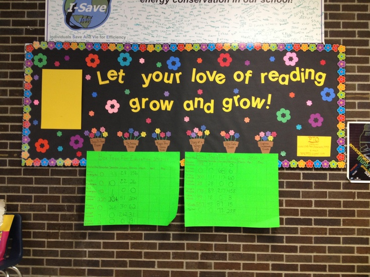 March is reading month | Bulletin Boards | Pinterest