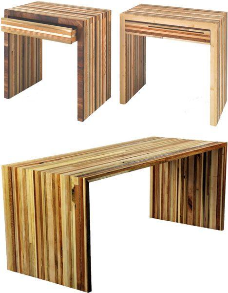 Repurposed Boards | Pallet Furniture | Pinterest