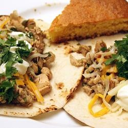 Lime Chicken Soft Tacos | Dinner | Pinterest