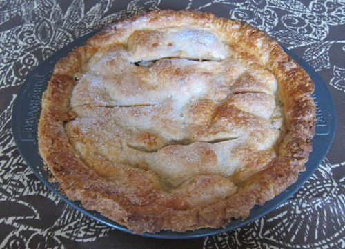 ... old fashioned all american apple pie recept yummly old fashioned all