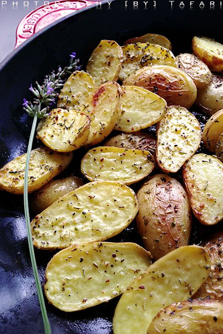 Skillet Home Fries With Herbs De Provence Recipes — Dishmaps