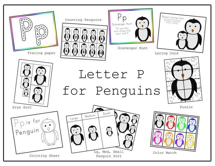 free penguin games for preschoolers