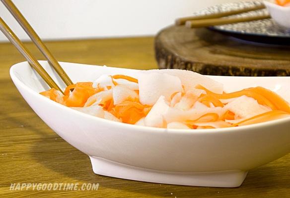 Vietnamese pickled veggies | Recipes | Pinterest