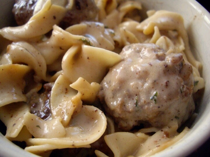 Swedish Meatballs | Beef | Pinterest