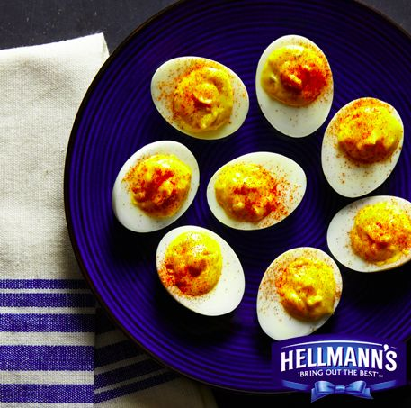 likes deviled eggs their own special way. So…find out which egg ...