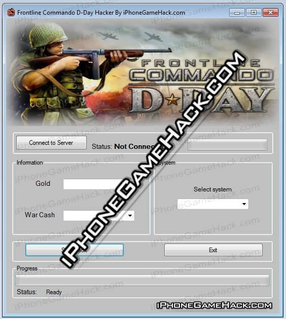 frontline commando - d-day free glu gold