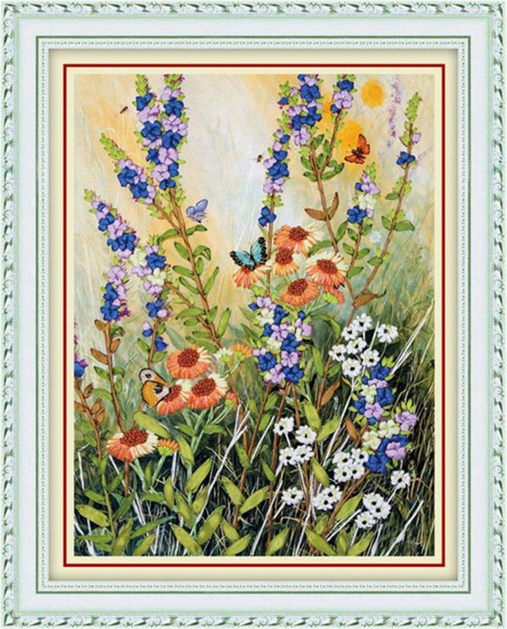Silk ribbon embroidery kits best cars reviews