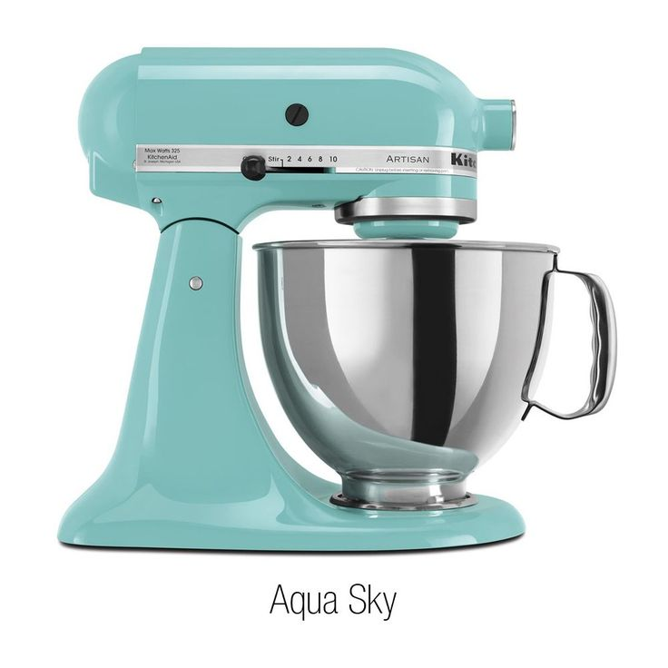 KitchenAid Artisan Stand Mixer 5 Qt All Colors