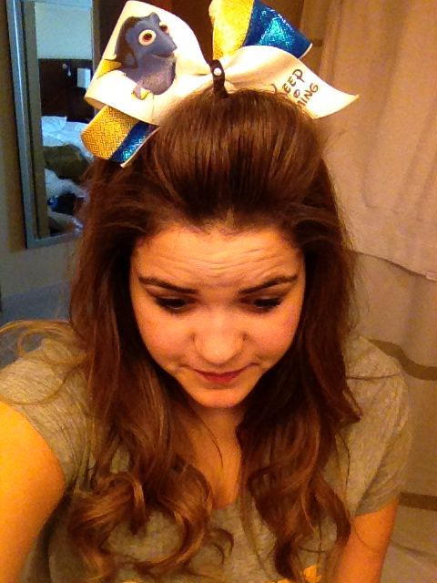 cher lloyd hairstyles : Cheerleading hairstyle cheer Pinterest