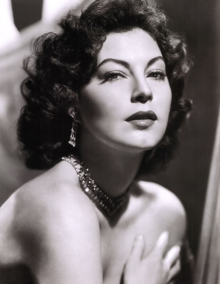 actress Ava gardner