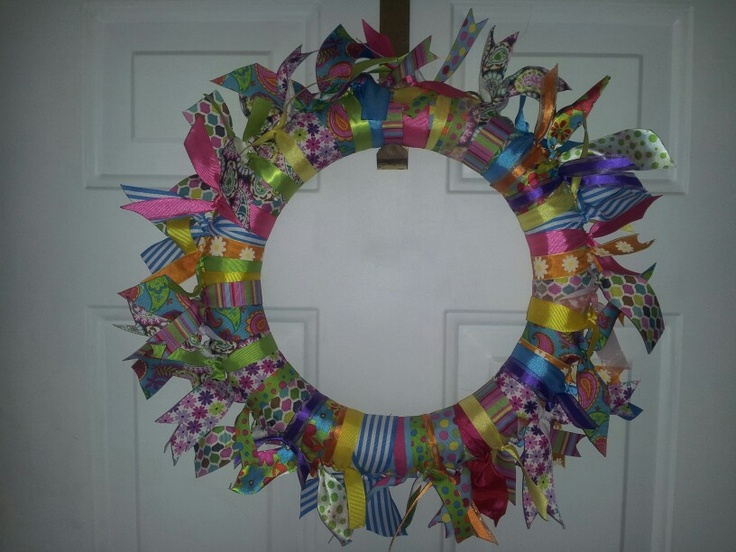 Pin By Danelle Olson On Door Decor Wreaths Tutorials