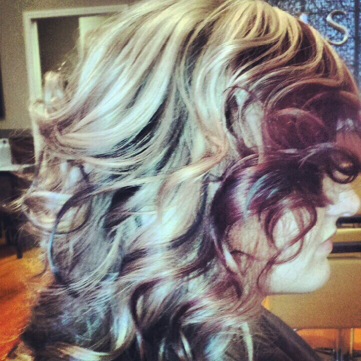 Red And Blonde Highlights For Black Hair Mtrvfo