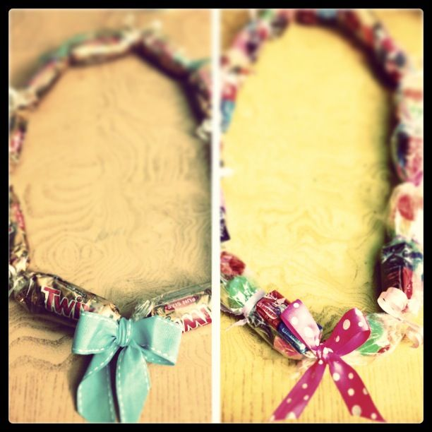 candy leis | just b.CAUSE