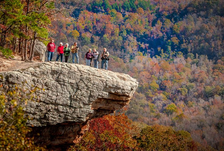 """9 Romantic Park Trip Ideas: See the """"Best Place in Arkansas to Get Kissed""""!"""