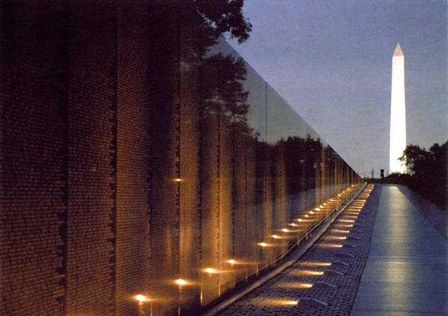 Comwho Designed The Vietnam Wall crowdbuild for