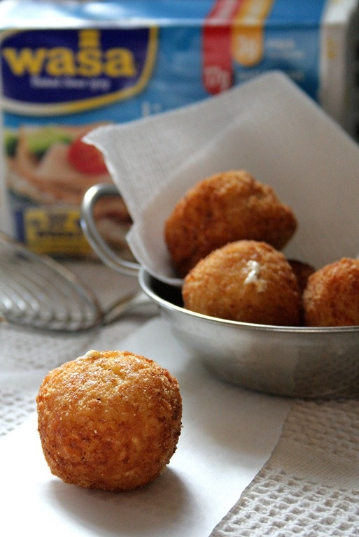Mozzarella and Asiago Arancini | Snacks & Appetizers (Savory & Sweet ...