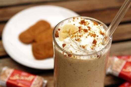 BANANA CREAM PIE MILKSHAKE RECIPE | Things I Wish I Could Eat... | Pi ...