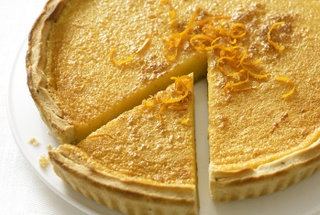 Orange and Rosemary Tart | Tarts, Pies, and the Inbetween | Pinterest