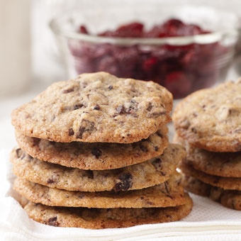 Cherry Chocolate Chunk Cookie