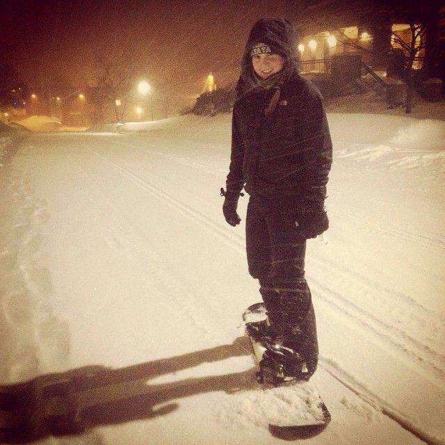Snowstorm Survival