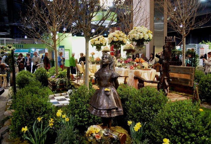 alice in wonderland garden party decor gardening pinterest. Black Bedroom Furniture Sets. Home Design Ideas