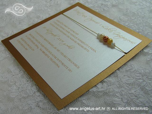 Bronze pearl fairy tale