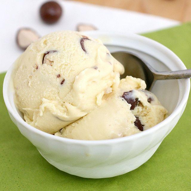 ... make ice cream malted milk toffee crunch ice cream recipes dishmaps