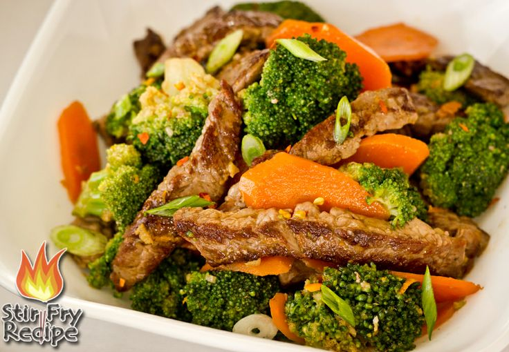 StirFryRecipe Sweet and Spicy Stir Fry with Chicken and Broccoli