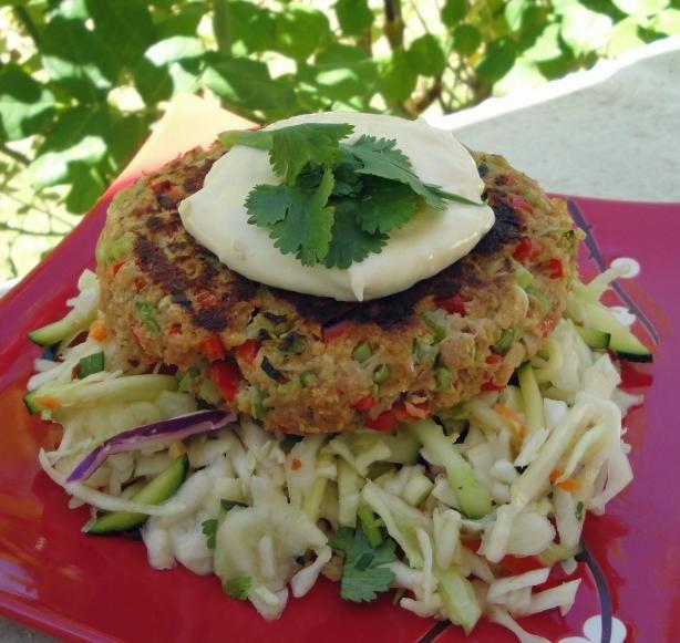 Tasty Thai Tuna Burgers | Recipe