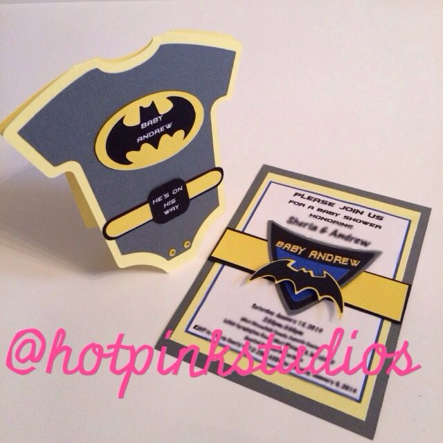 batman baby shower invitations batman baby shower theme pinterest