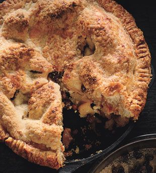 Old-Fashioned Mixed-Apple Pie | Recipe