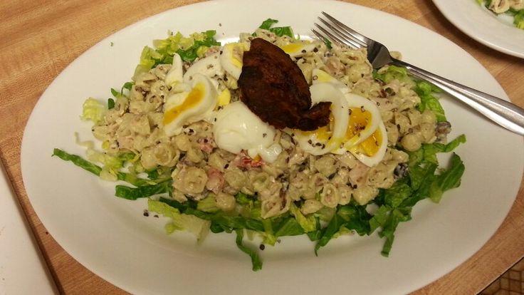 Cobb pasta salad | Things I make | Pinterest