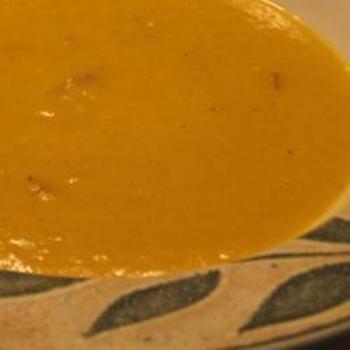 Okanagan Peach Soup
