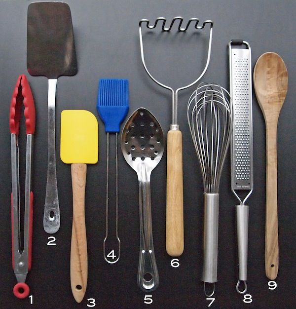 Essential Kitchen Tools Utensils Kitchen Tips From Canadian Livin