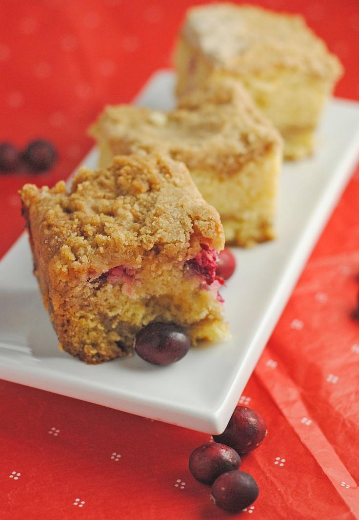 Cranberry Coffee Cake | Cake | Pinterest