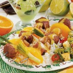 Marinated Beef Kabobs Allrecipes.com