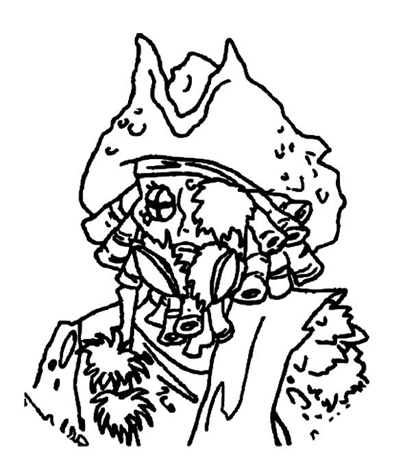 flying dutchman spongebob coloring pages - photo#17