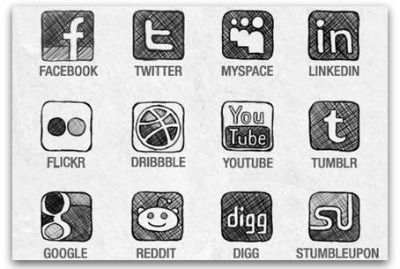 Social media cheat sheet for journalists