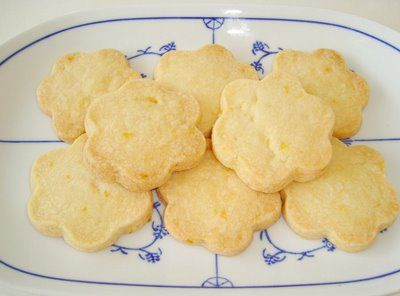 Almond-Orange Shortbread recipe | Recipes I aim to try | Pinterest