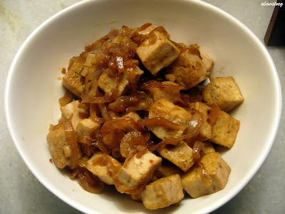 Caramel Tofu | Food | Pinterest