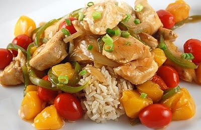 Polynesian chicken | Recipes to try - YUM! | Pinterest