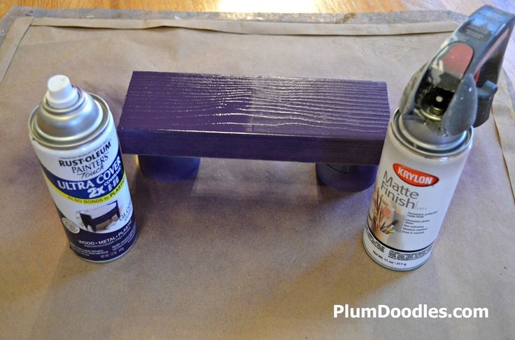 How to Change Paint Sheen | PlumDoodles.com