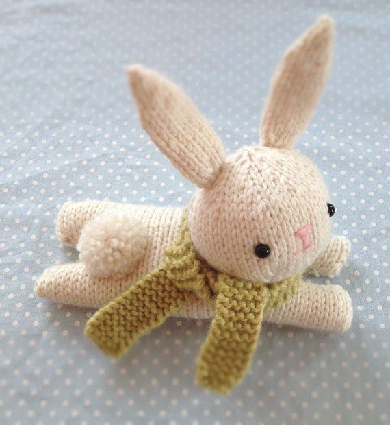 Pig Rabbit Amigurumi Patron : Patron amigurumi tricot Bunny modele telechargement par ...