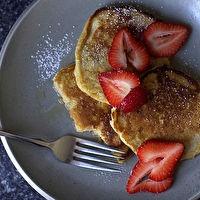 Dee's Oatmeal Panckes | yummmmmm....mmmmmmm | Pinterest