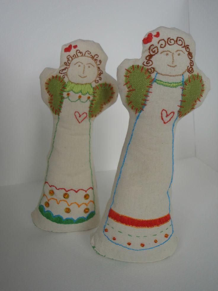 Angel dolls angels pinterest