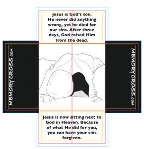 wireless dre beats Worldless Tract Panel 3  Children39s Ministry