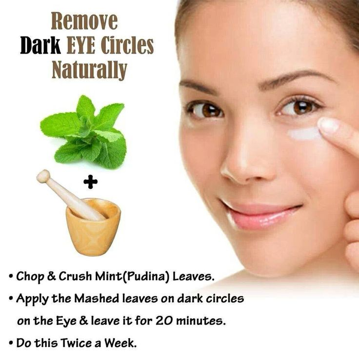 12 Best Natural Tips To Cure Eyes Dark Circles